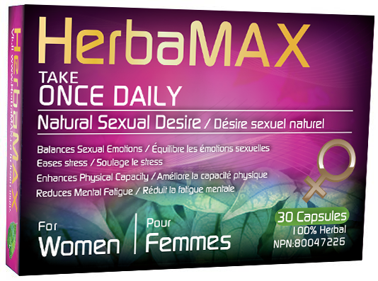 Female sexual dysfunction herbs